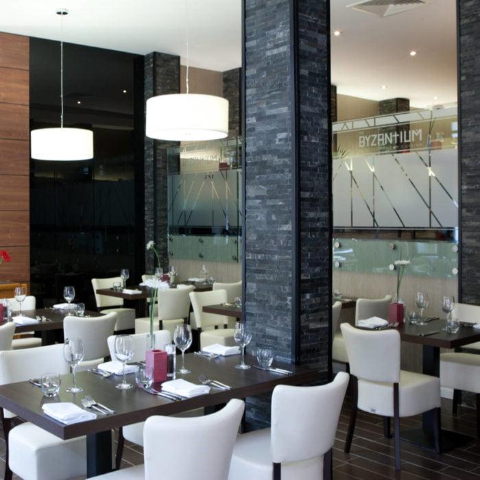 Byzantium Restaurant Perth