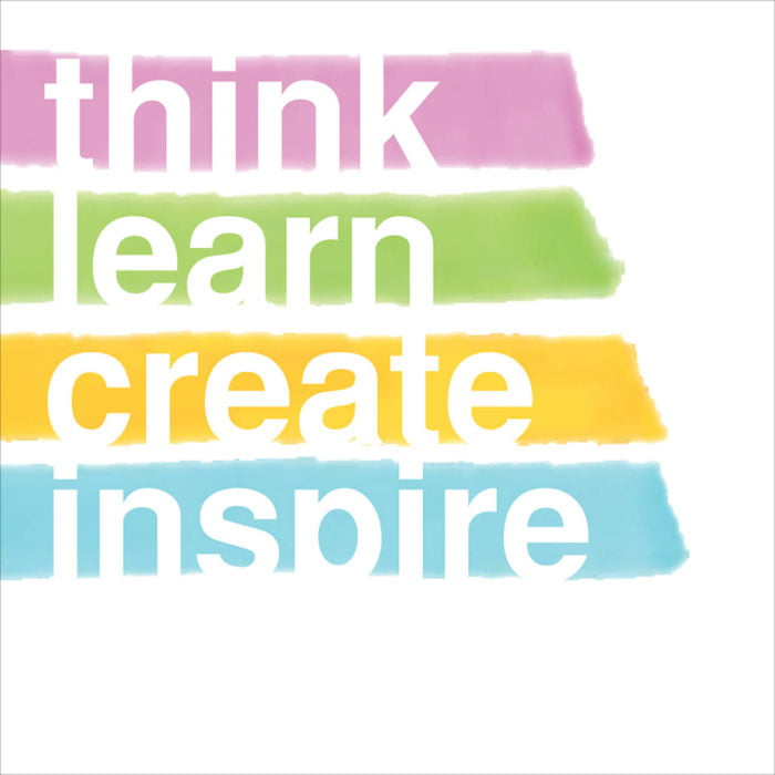 Think Learn Create Inspire